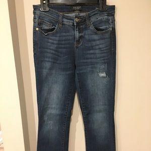 Judy Blue Straight Fit jeans, EUC
